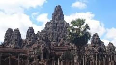Angkor Thom Bayon 1