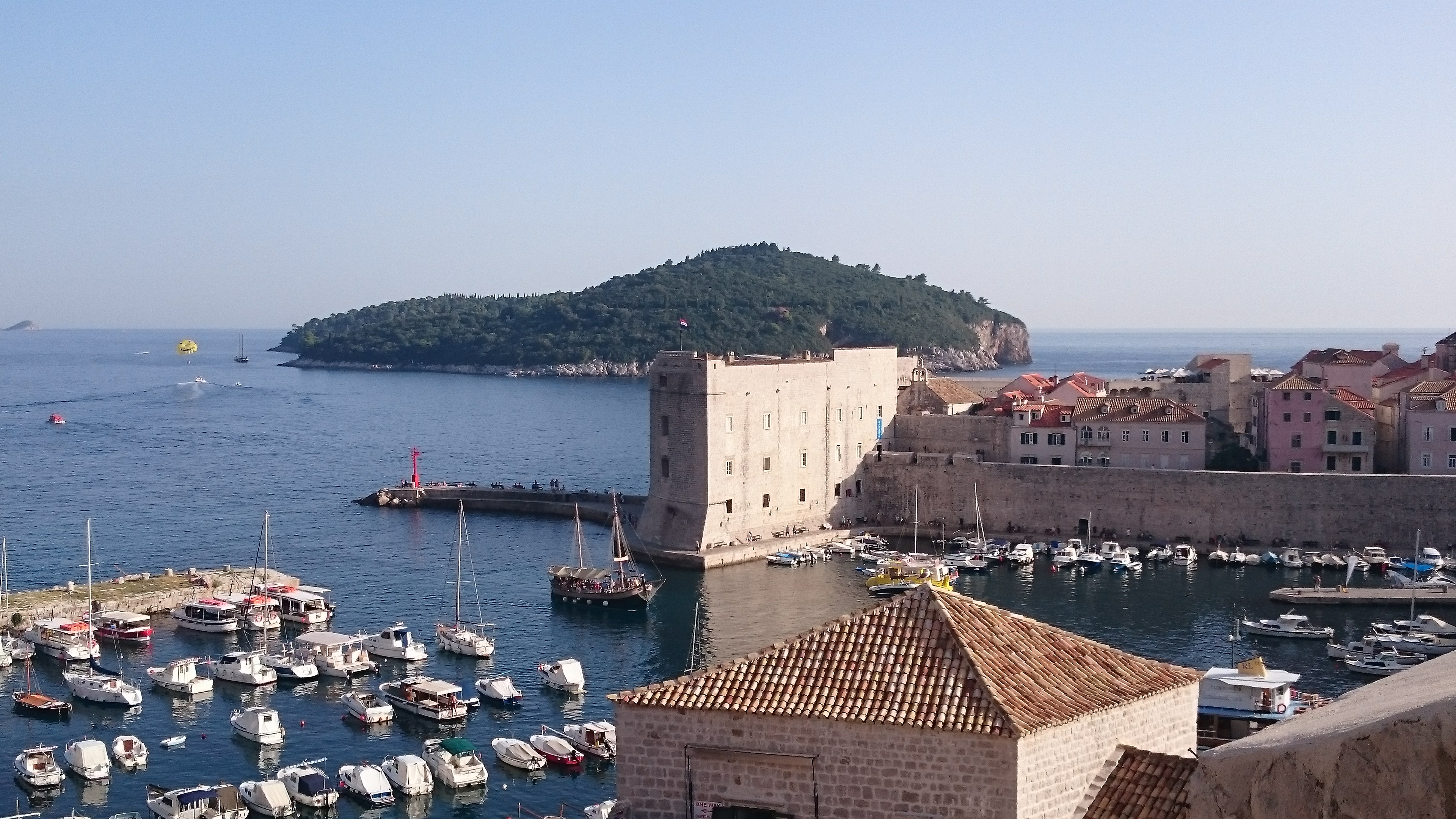 Dubrovnik Hafen