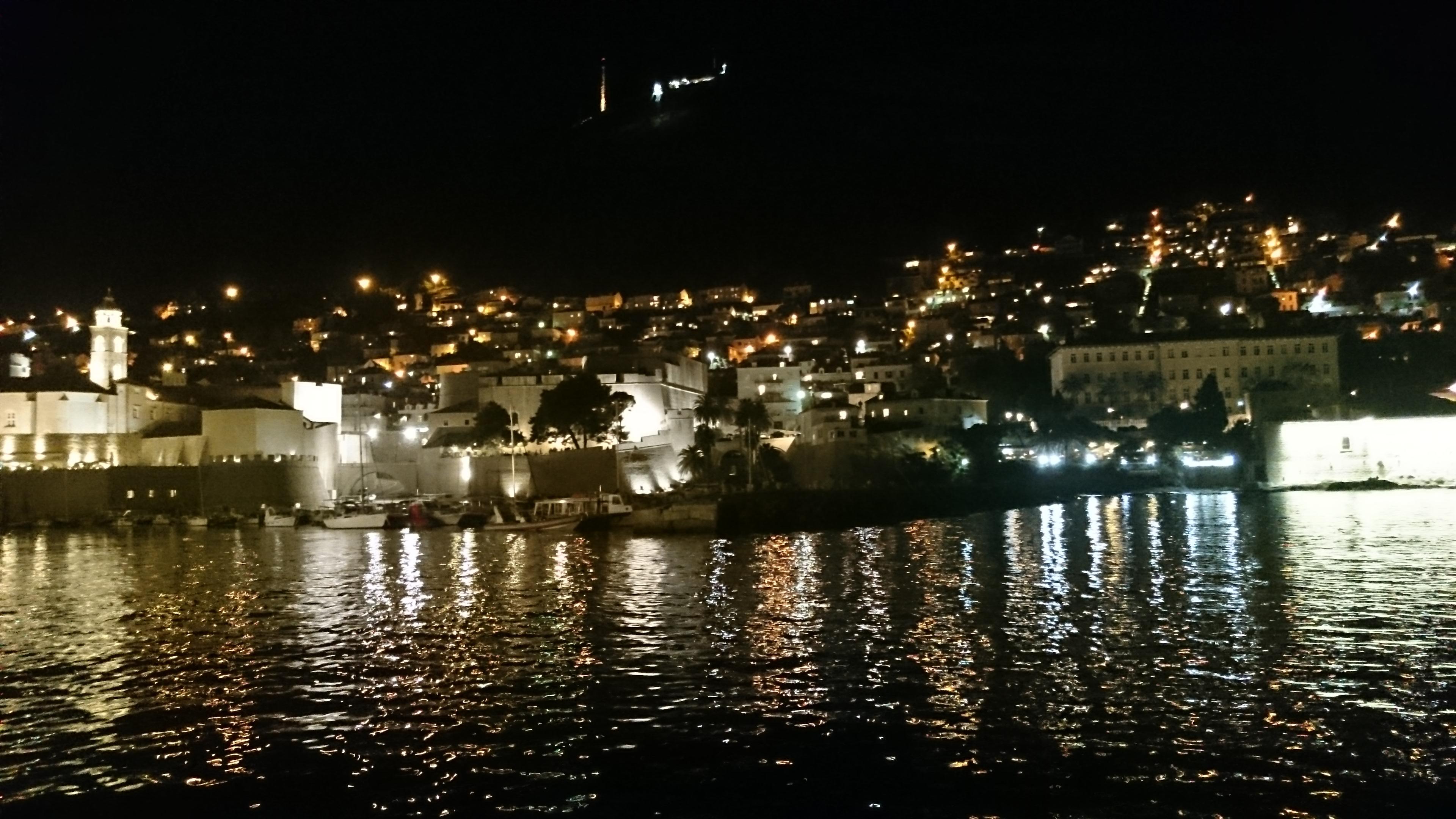 Dubrovnik leuchtet