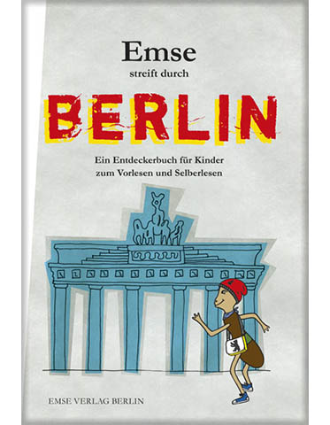 Emse streift durch Berlin