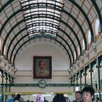 Postamt von Gustave Eiffel, Saigon