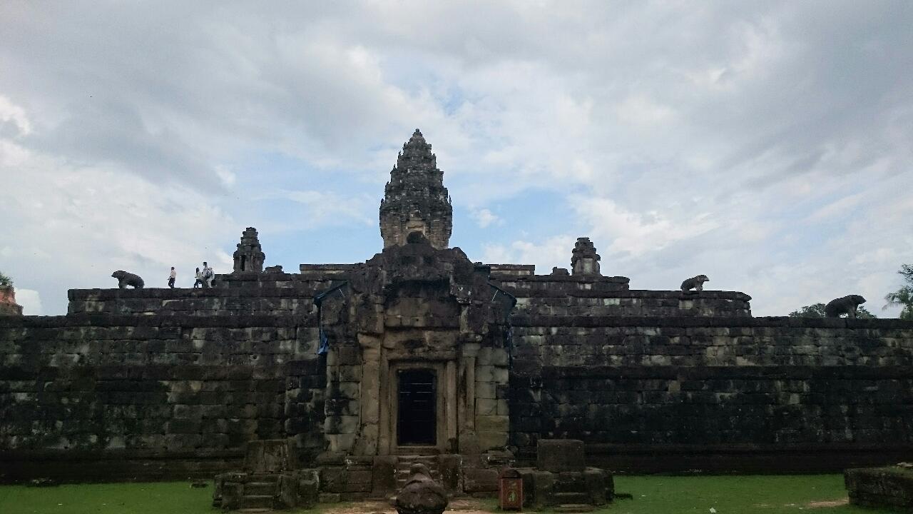 Angkor, Hauptstadt des Khmer-Reiches